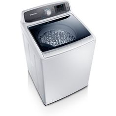 Samsung WA50F9A8D 5.0 Cu. Ft. Top Load Washer with 15 Wash Programs and Vibration Reduction Technology - Build.com