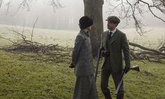 Downton Abbey, Mary, Gillingham, series 5