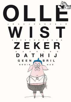 bol.com | Olle wist zeker dat hij geen bril nodig had, Joukje Akveld | 9789045123417 | Boeken
