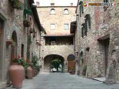 Antica Trattoria La Toppa Ristorante Tipico San Donato in Poggio Firenze Video.flv