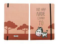 LIBRETA NO HAY NADIE COM*14X21