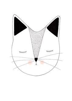 Miss Puss - Lauren Smallfield Creates