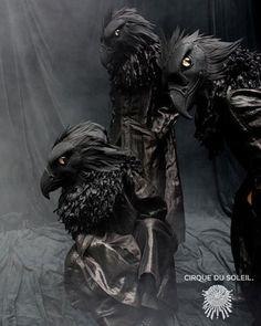 Ravens  By Cirque du Soleil