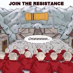 Engineering Humor – Join the Resistance | David Hunt, PE… Mechanical Engineer on the loose!
