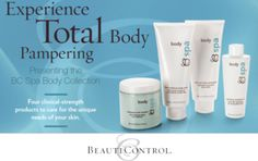 Bc spa body collection    Treat yourself to World class Spa treatment without leaving your home!