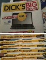 Funny Signs & Ads ~ Dick's Big Package
