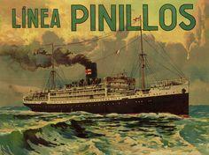Infanta Isabel 1912, Naviera Pinillos