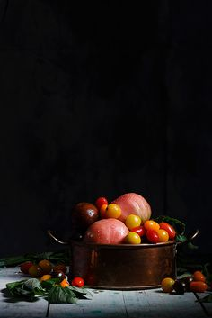 Tomates by Raquel Carmona