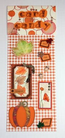 Fall Card Candy (frontside) by the zuf - Cards and Paper Crafts at Splitcoaststampers