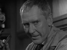 I loved this The Twilight Zone episode! The Devils Printer, Burgess Meredith