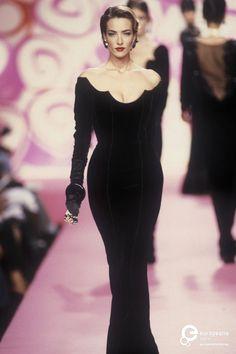 Tatajana - Valentino, Autumn-Winter 1991, Couture