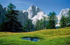 Vzhodne in Zahodne Julijske Alpe, Slovania