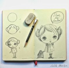 DIY : dessin du mercredi #7