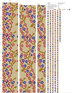2343 Besten Perlenketten Muster Bilder Auf Pinterest In 2018