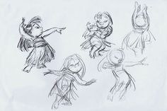 lilo aNd stitch character design - Google Search