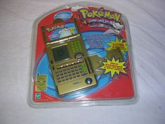 Limited Edition 2001 Factory New Gold Pokemon Pokedex Deluxe rare Stadium Events Gold Pokemon, Pokemon Pins, Pokemon Stuff, Pokemon Pokedex, One That Got Away, Home Activities, Comic Book Heroes, Games For Kids, Vintage Toys