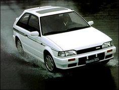 Mazda 323 4WD Turbo