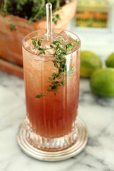 The El Diablo Cocktail with Porton's Pisco