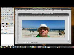 020 Tutorial de GIMP - herramientas de selección - máscara rápida - YouTube