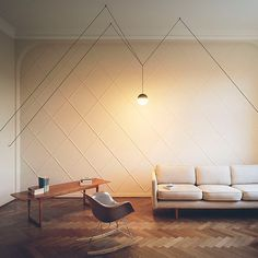 String Lights: Discover the Flos suspended lamp model String Lights
