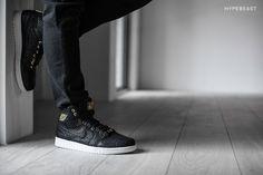 """A Closer Look at the Air Jordan 1 #shoes #fashion """"Pinnacle"""""""