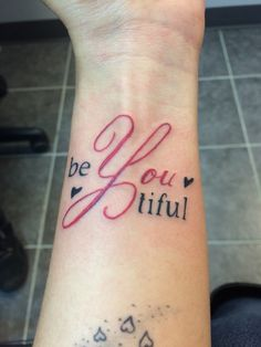 Each one of these quote tattoos has their own intriguing stories. Here, we gather a collection of some of the best tattoo quotes that can inspire you to. Red Ink Tattoos, Dope Tattoos, Girly Tattoos, Makeup Tattoos, Pretty Tattoos, Unique Tattoos, Beautiful Tattoos, New Tattoos, Girly Sleeve Tattoo