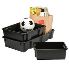 The Container Store > Trunk Trays
