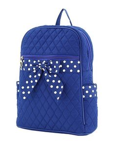 Personalized Belvah Medium Quilted Backpack 3 by StitchingDesigns,  24.00  Zeta Tau Alpha, Backpack Bags bb17eb8659