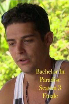 Bachelor In Paradise Finale #bachelorinparadise www.fabulousindeed.com
