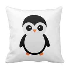 make a penguin pillow - Google Search