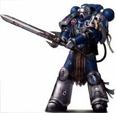 Warhammer 40K - Stormwarden