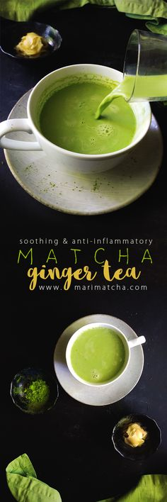 We all know that Matcha is packed with anti-inflammatory antioxidants, topping the charts with a whopping count of 1384 ORAC per gram! Ginger is also renowned for its amazing anti-inflammatory properties. #love #matcha #macha #抹茶 #お茶 #matchatea #matchalatte #matchalover #matchalovers #matchagreentea #matchaholic #matchaddict #greentea #greentealatte #tea #tealover #health #antioxidants #organic #natural #detox #japan #日本 #matcharecipe #recipe #recipes #antioxidants #healthy