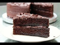 The Best Chocolate Cake - Hot Chocolate Hits