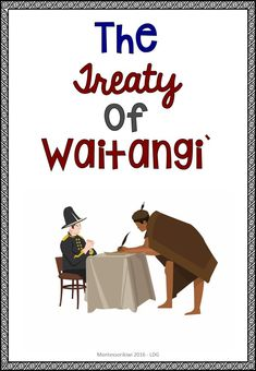 A story book for New Zealand years (aged that introduces and explains the Treaty of Waitangi and Waitangi Day in language young children can under Reading Groups, Guided Reading, Treaty Of Waitangi, Waitangi Day, Nz History, Class Games, Mini Books, Early Childhood, The Book