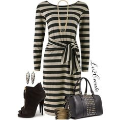 Stripes on clothes & jewelry 3 by lv2create on Polyvore ~ LOVE, LOVE, LOVE!!!!