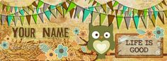 http://www.etsy.com/listing/89287199/facebook-timeline-banner-whimsical-owl  new in my shop