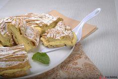 Coroa de choux com creme de pasteleiro