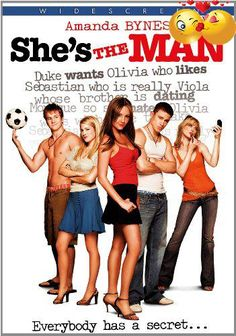 #bestdeals <p> #She's The Man (DVD)</p><p>Amanda Bynes proves #that girls can do anything guys can do in She's the Man. The laughs are non-stop when Viola (Bynes),...