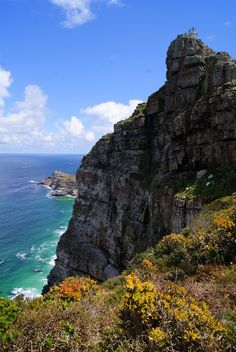 Stunning Coastline at #CapePoint