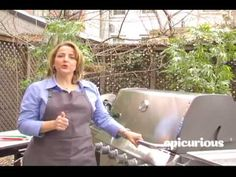 Gas Grill: Indirect Heat