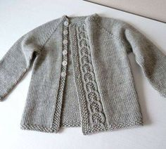 Child Knitting Patterns Baby Knitting Patterns Ravelry: knittingant's Olive You Baby cardigan Additional Child Knitting Patterns Baby Knitting PatternsThis Olive You Baby Cardigan Free Knitting Pattern is a simple and warm jacket perfect for both gen Baby Cardigan Knitting Pattern Free, Crochet Baby Jacket, Baby Sweater Patterns, Knitted Baby Cardigan, Knit Baby Sweaters, Knitted Baby Clothes, Baby Clothes Patterns, Cardigan Pattern, Baby Patterns