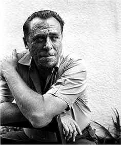 """Charles Bukowski  """"An intellectual says a simple thing in a hard way. An artist says a hard thing in a simple way."""""""