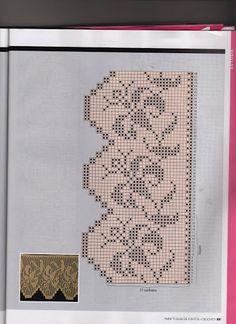 Para ti guia de puntos crochet filet - Isabel Cristina Mejia - Álbumes web de Picasa