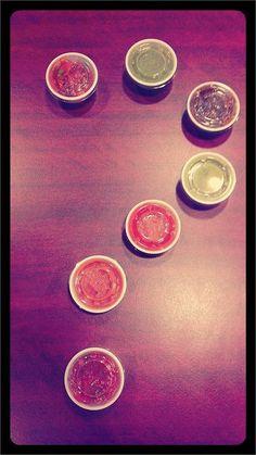 Salsa cup art :)