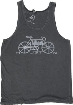 Bike Houston Tank Top