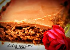 Sinful Southern Sweets: Coca Cola Cake-The Perfect Funeral Food