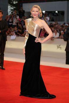 Cate Blanchett Venice Film Festival 2018 Red Carpet For Suspiria Dresses