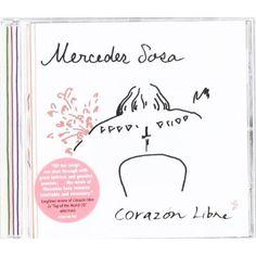 Mercedes Sosa - Corazon Libre