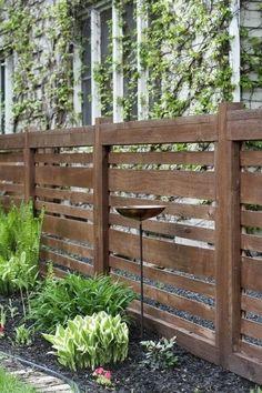 Old wooden fence ideas 4 super genius tricks fence post deer garden fence fence patio old wooden wooden fence wood fence ideas Fence Art, Diy Fence, Fence Landscaping, Backyard Fences, Garden Fencing, Fence Ideas, Fence Options, Brick Fence, Concrete Fence