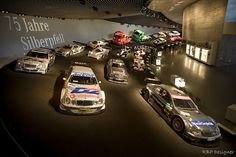 Silver Arrows - Mercedes-Benz Museum